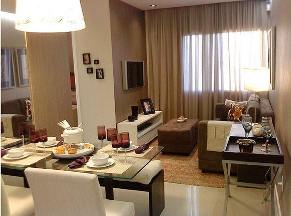 decoracion de departamentos estilo romantico - Google Search | Casa ...