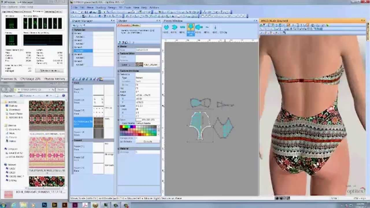 Watch Video of AVA Cadcam + Optitex Software | 3D Suite | Optitex ...