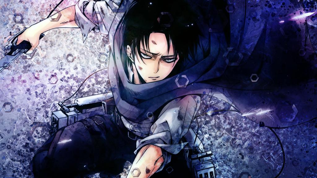 Shingeki No Kyojin Wallpaper Levi 2 1080p By Umi No Mizu