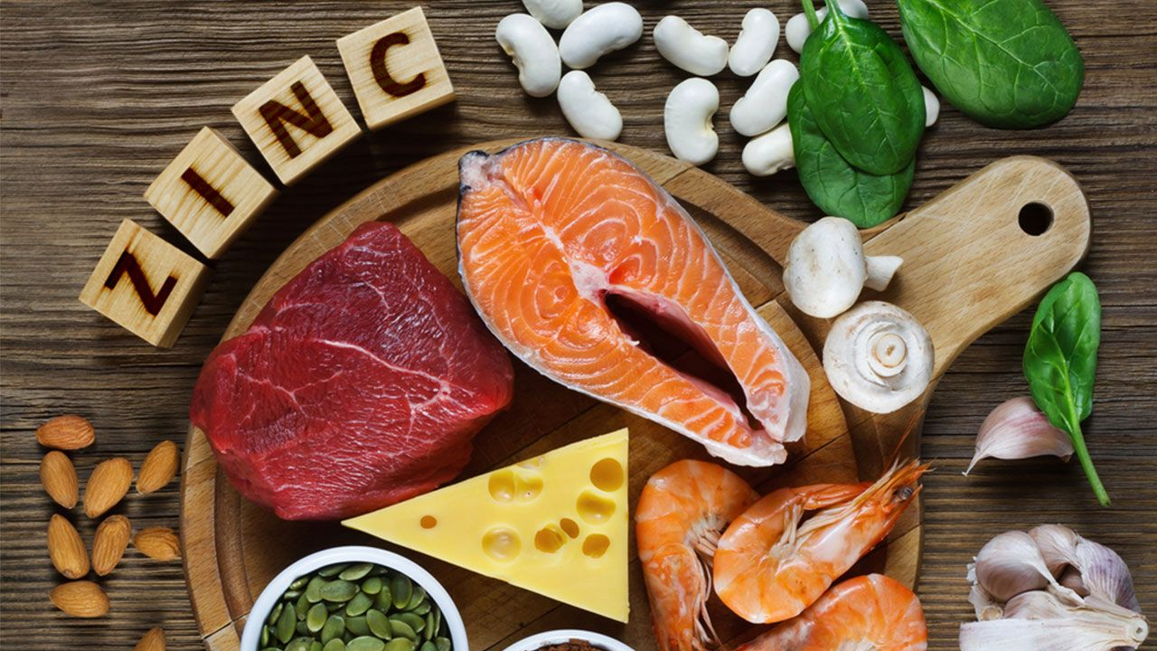 A Comprehensive List of Foods High in Zinc Zinc rich