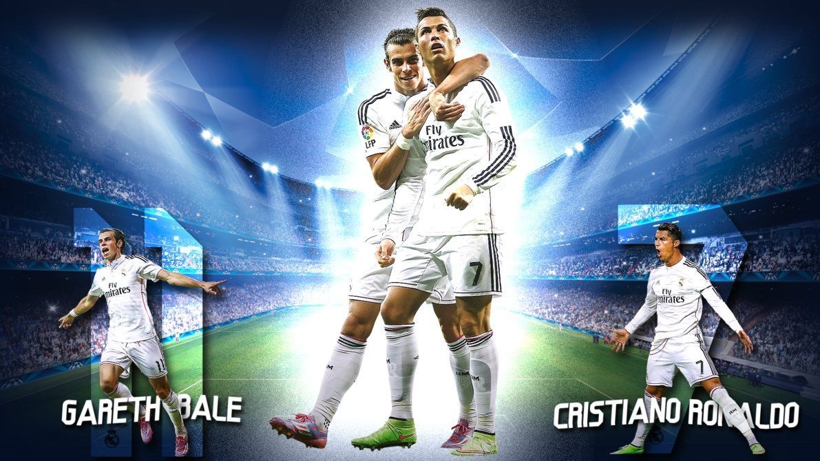 Hd wallpaper cave - Cr7 And Bale Hd Wallpapers 2016 Wallpaper Cave