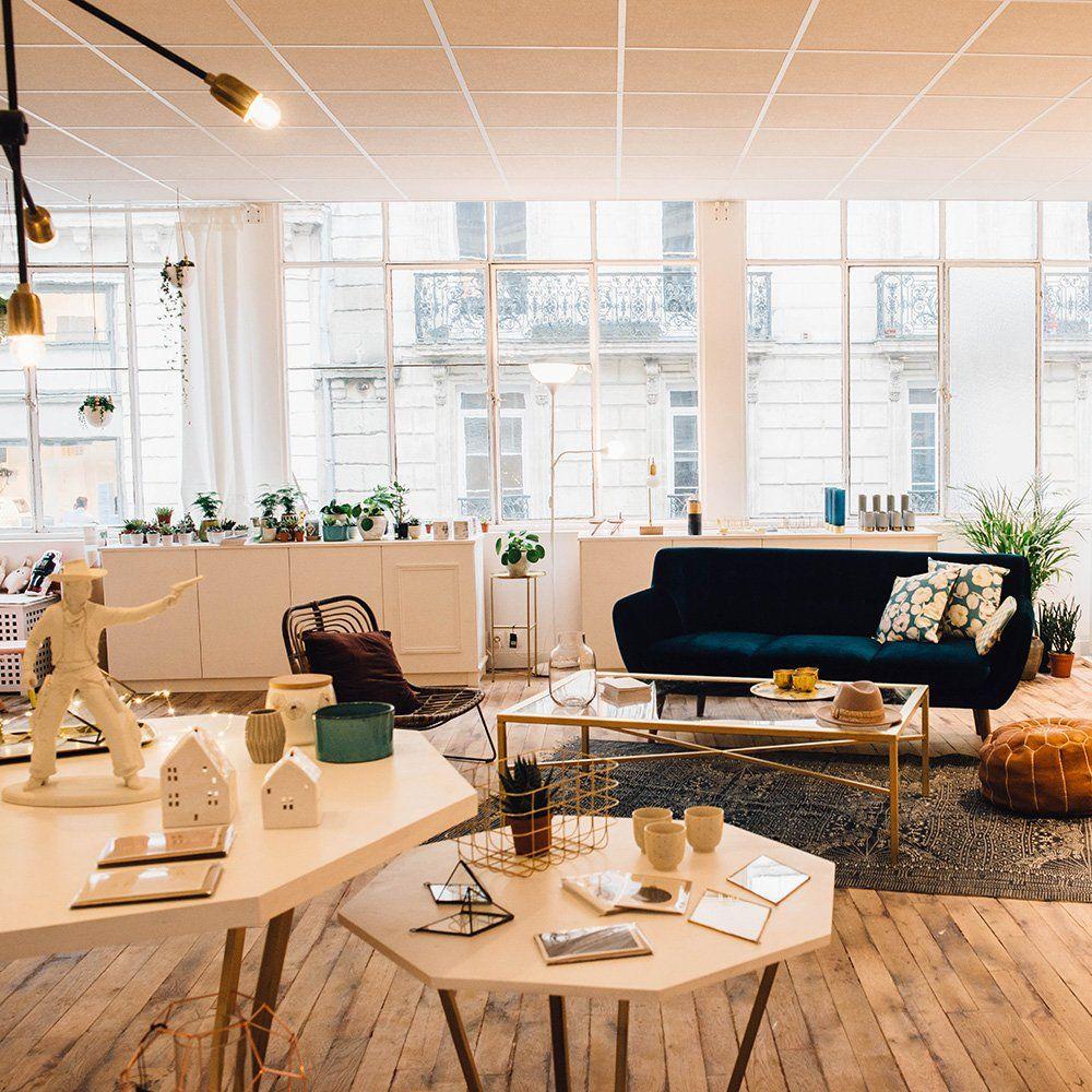 Cityguidedeco 5 Boutiques A Decouvrir A Rennes Avec Images Boutique Deco Deco Maison