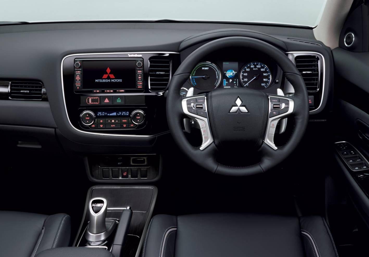 2016 Mitsubishi Outlander PHEV Review Penrith Mitsubishi