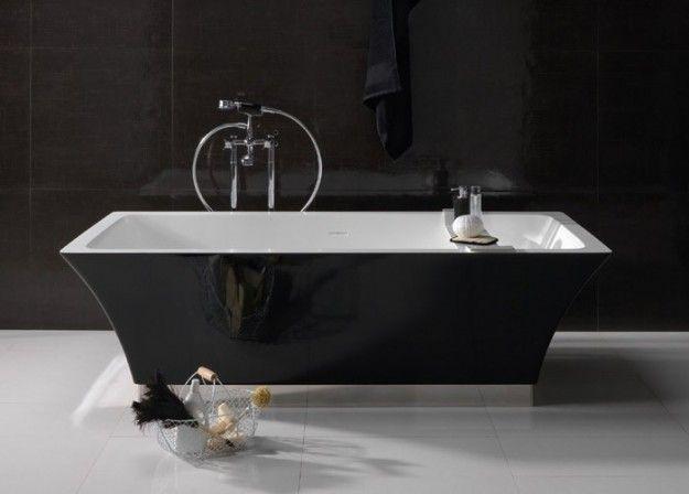 Vasche Da Bagno Vintage Prezzi : Come arredare un bagno in stile vintage vasca moderna con richiami