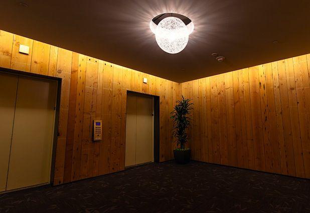 Twitter Elevator Bank