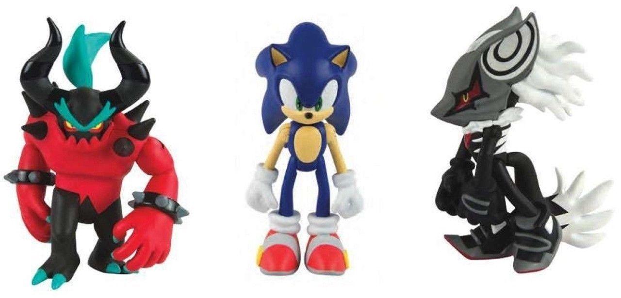 Action Figures Sonic The Hedgehog Infinite Zavok And Sonic With Sonic The Hedgehog Sonic Action Figures