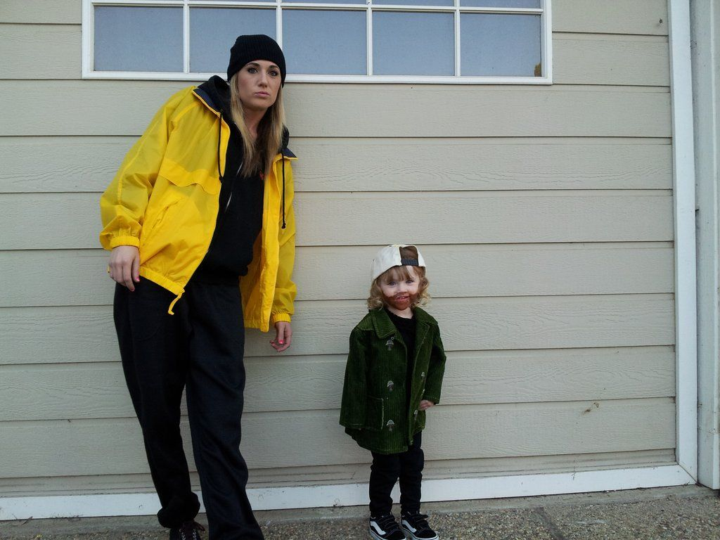 Mother daughter costumes done right  sc 1 st  Pinterest & Mother daughter costumes done right | Pinterest | Mother daughter ...