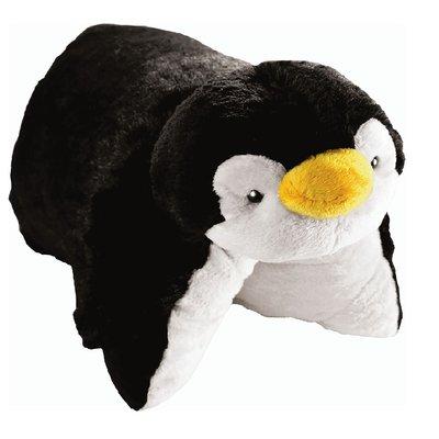 Pillow Pets Jumboz Playful Penguin Plush Floor Pillow Animal Pillows Pets Animals