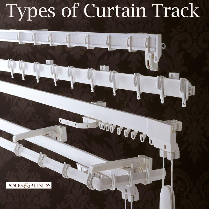 View Online Http Www Polesandblinds Com Curtain Tracks Guides