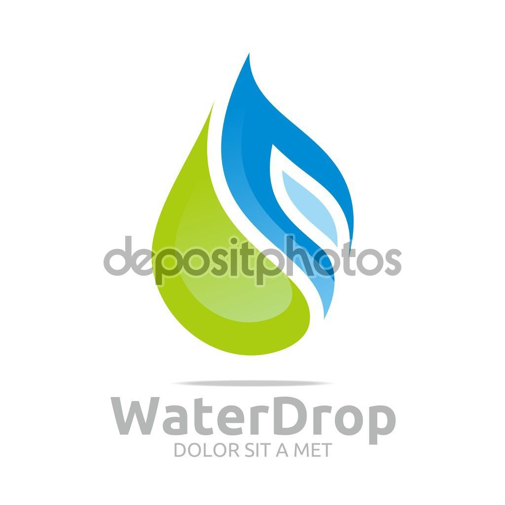 Logo water drop pure symbol icon business design vector stock logo water drop pure symbol icon business design vector stock biocorpaavc Image collections