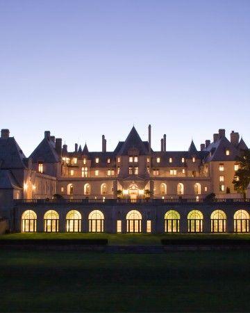 Where Oheka Castle Huntington NYThe Details Photographs Of This Long Wedding LocationsWedding VenuesCeremony