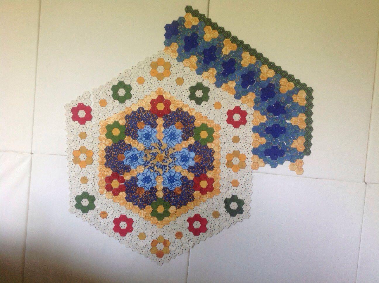 "1/2 Inch Hexagon , "" Erinnerungen an Salta "", 6. Runde"