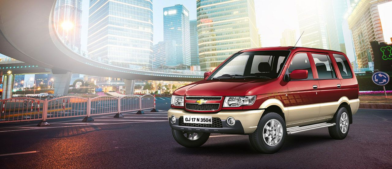 Chevrolet Tavera Neo Muv Cars In India Chevrolet India With Images Chevrolet Riding Car Ins