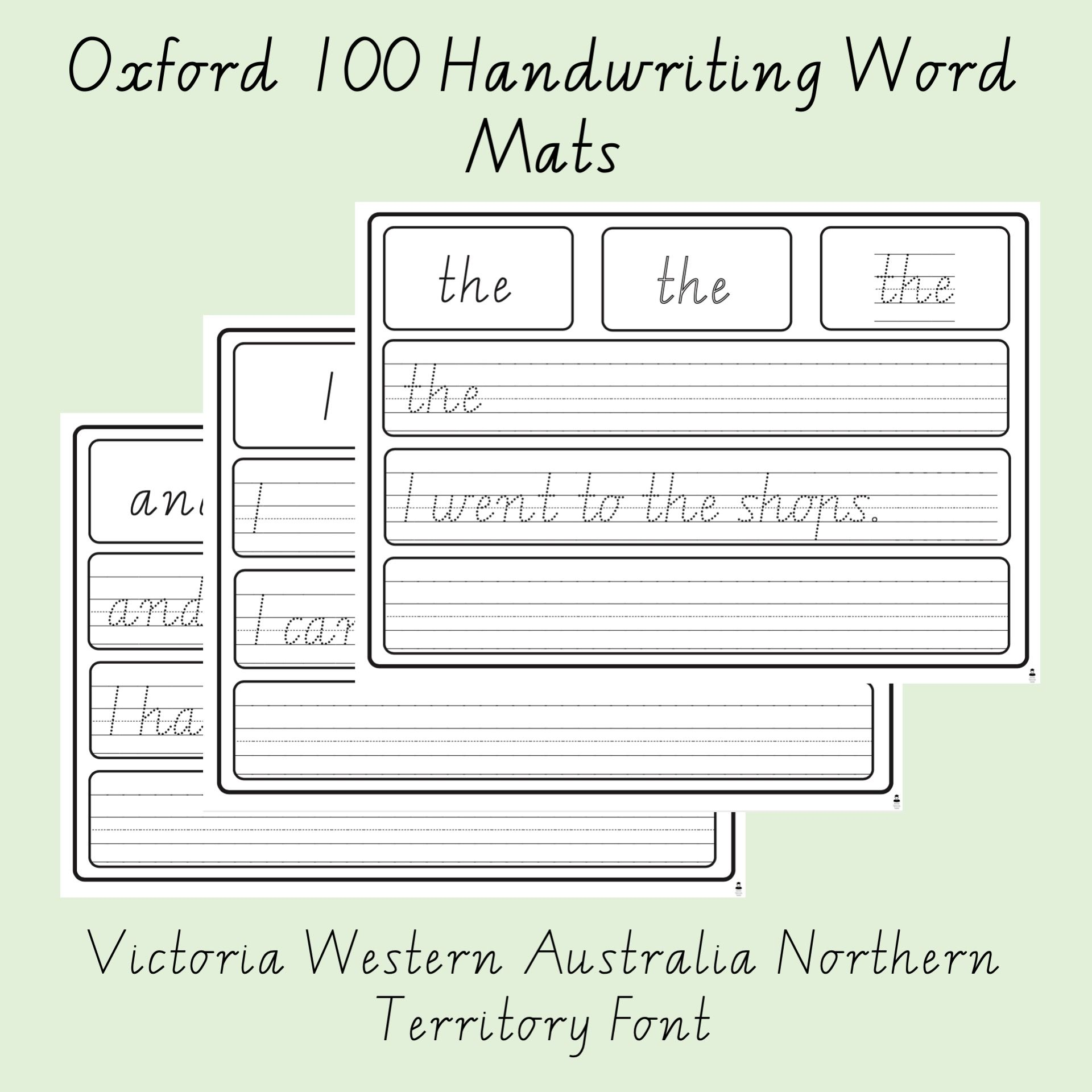 Victoria Wa Nt Oxford Word List High Frequency Words Writing Words Words [ 1920 x 1920 Pixel ]