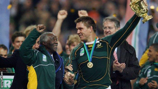 Rugby World Cup Final Siya Kolisi South Africa S First Black Captain Legacy Of 1995 Rugby World Cup World Cup Final Siya Kolisi