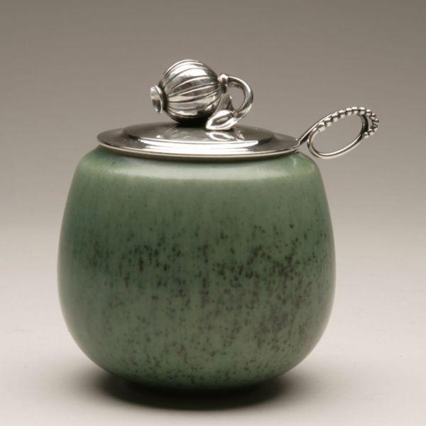 Gallery 925 - Georg Jensen Jam Pot, no. 4050A
