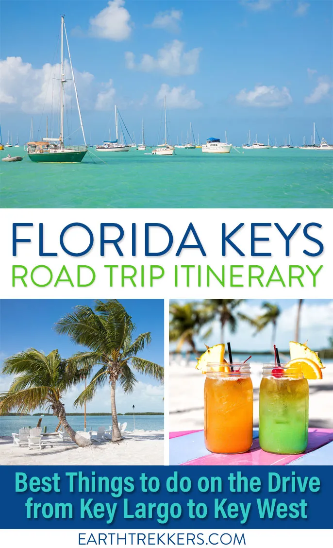 Florida Keys Road Trip 13 Awesome Things To Do Between Key Largo And Key West Florida Keys Road Trip Florida Keys Travel Travel Key West