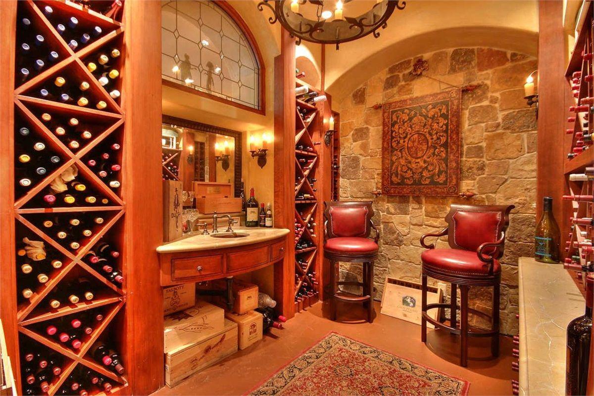 15950 Cerro Vista Dr Los Gatos Ca 95032 Mls 81449957 Coldwell Banker Home Wine Cellars Wine Cellar Wine Country California