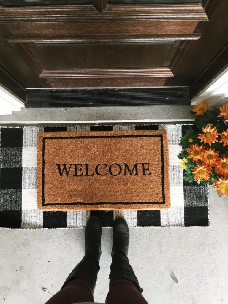 Mix and match layered doormat options a podcast update doormat mix and match layered doormat options chris loves julia kristyandbryce Images