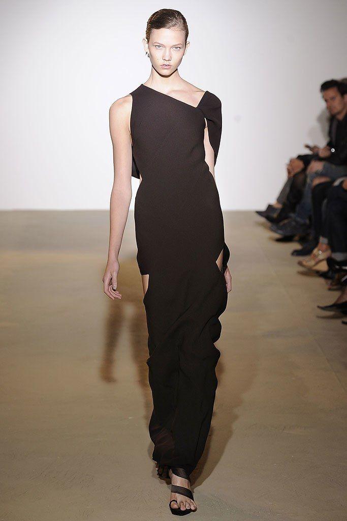 Jil Sander Spring 2009 Ready-to-Wear Fashion Show - Karlie Kloss