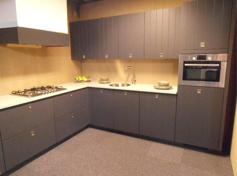 Keuken Ikea Beige : Keukendeurtjes ikea model lemmer lak taupe model met groef