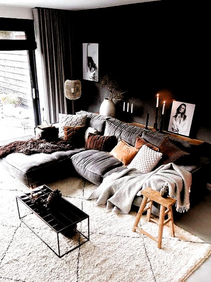 Descubra Como Usar Manta No Sofa A Casa Delas Home Decor Ideas Home Decor Living Room Designs Living Room Decor