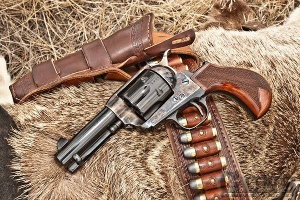 Cimarron's Thunderer in 45 Long Colt  3 1/2 inch barrel |