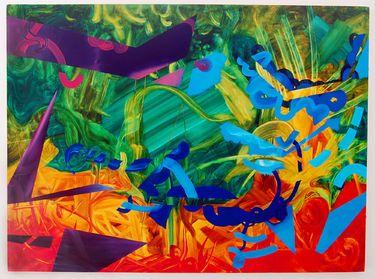 "Saatchi Art Artist Karol Kochanowski; Painting, ""Luminol"" #art"