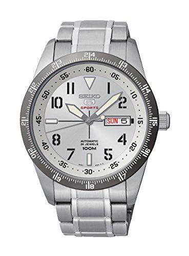 Seiko Herren-Armbanduhr XL Seiko 5 Sports Analog Automatik Edelstahl SRP517K1 - http://uhr.haus/seiko/seiko-herren-armbanduhr-xl-seiko-5-sports-analog-5
