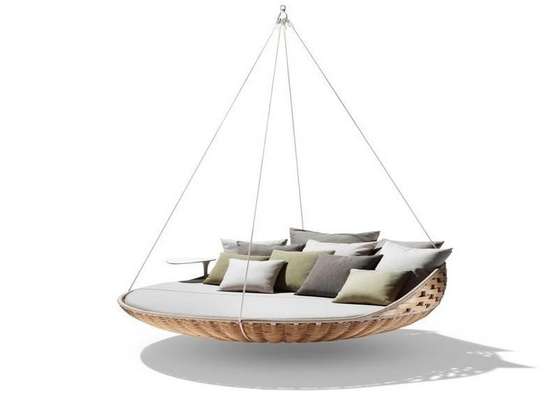Cool Hanging Chairs For Bedrooms Modern Patio Furniture Dedon