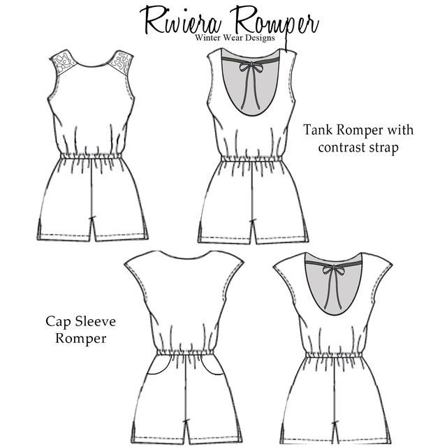 Playsuit to edit | Sewing | Pinterest | Sewing, Sewing patterns and ...