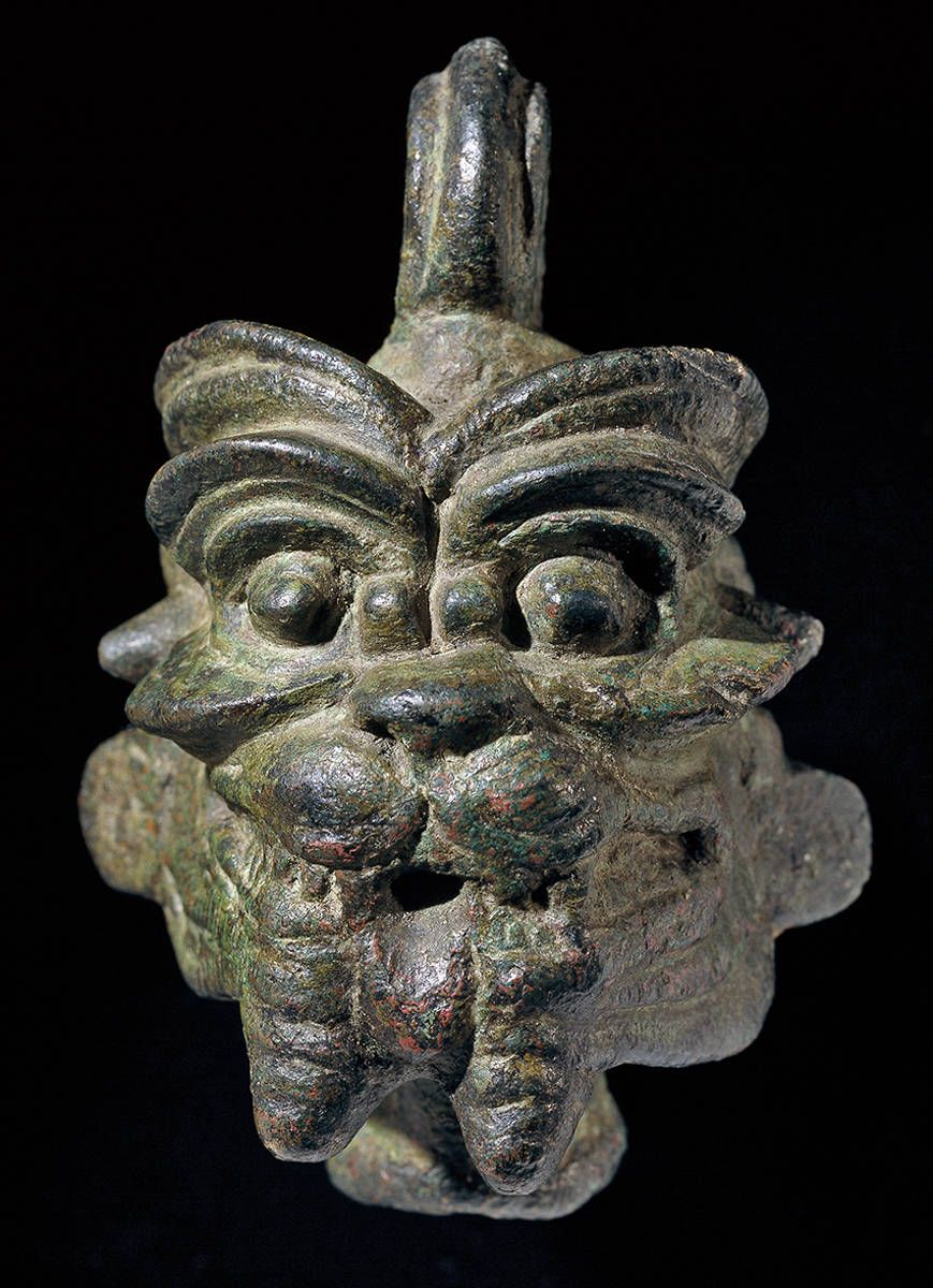 Pazuzu Amulet, Assyrian, 799–600 BC The deity Pazuzu was ...