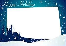 Transparent Holiday Frames Google Search Happy Holiday Greeting Cards Happy Holidays Greetings Holiday Card Template