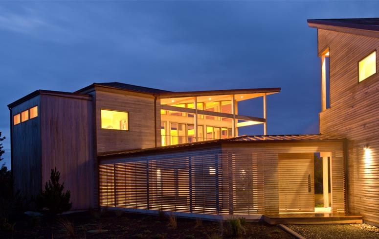 Boora Architects :: Oregon Coast Beach House