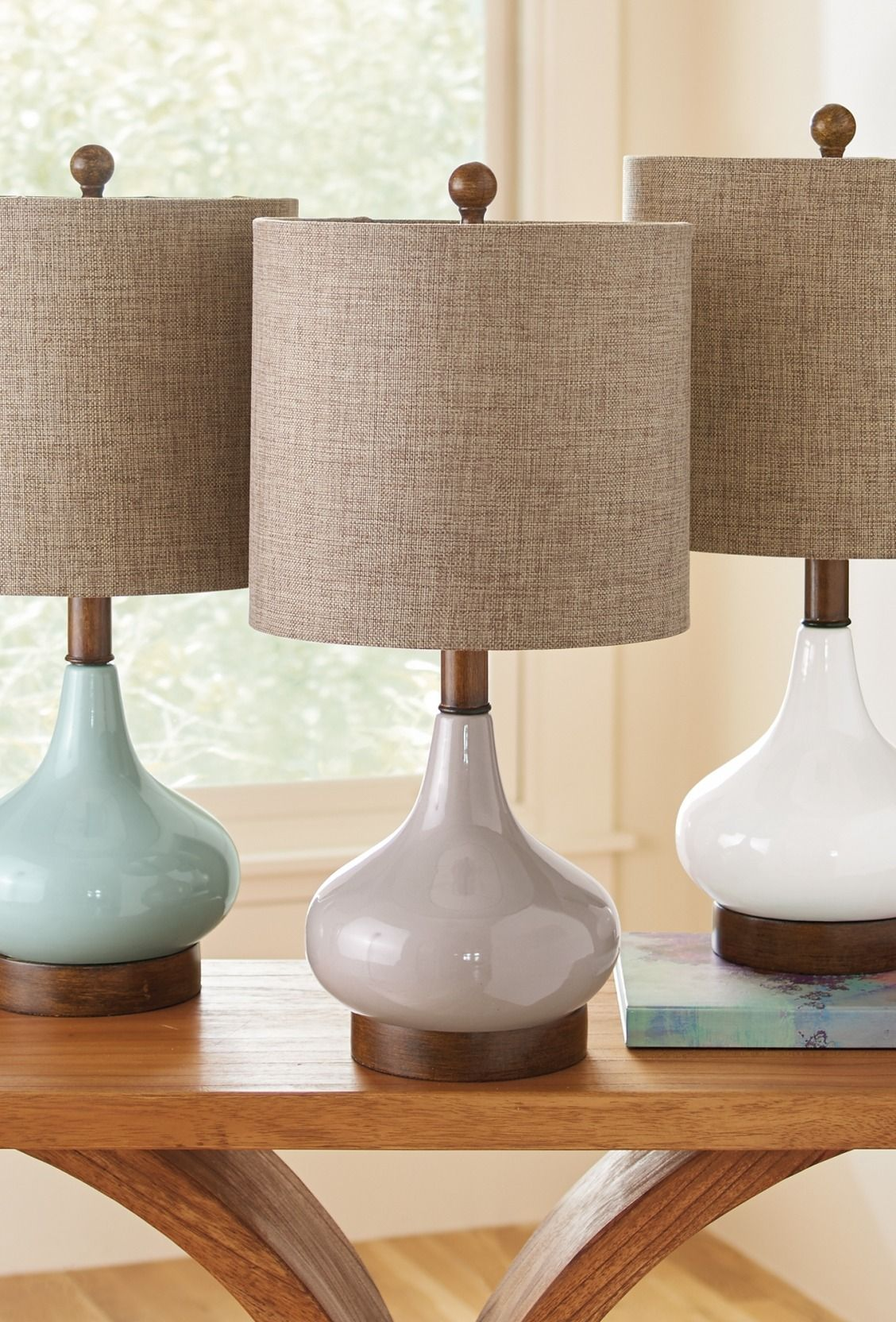 Table Lamps Living Room Ceramic