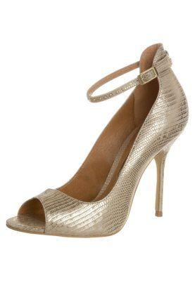 Buffalo Dorado Shoes Peeptoes es Zalando pR7w0qxnR