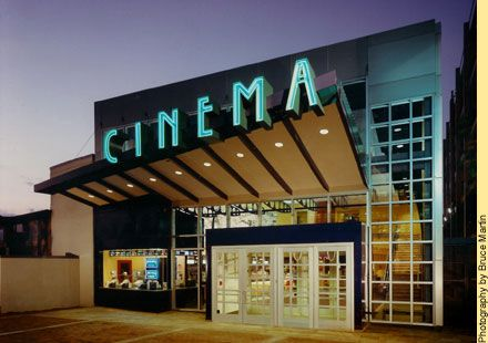 Boston's Independent Movie Theaters Movie theater