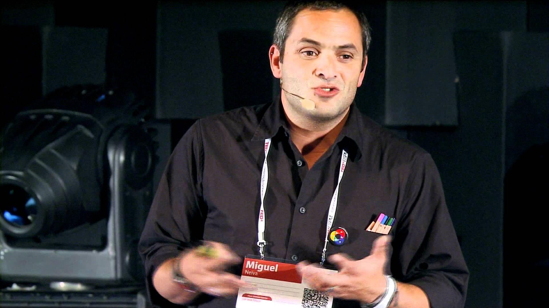 TEDxESPM, São Paulo, Brasil (2011) #tedx #ted #tedxespm #brasil #social #inovação #inclusão #acessibilidade #educação #saúde #bemestar #designforall #acoréparatodos #coloradd