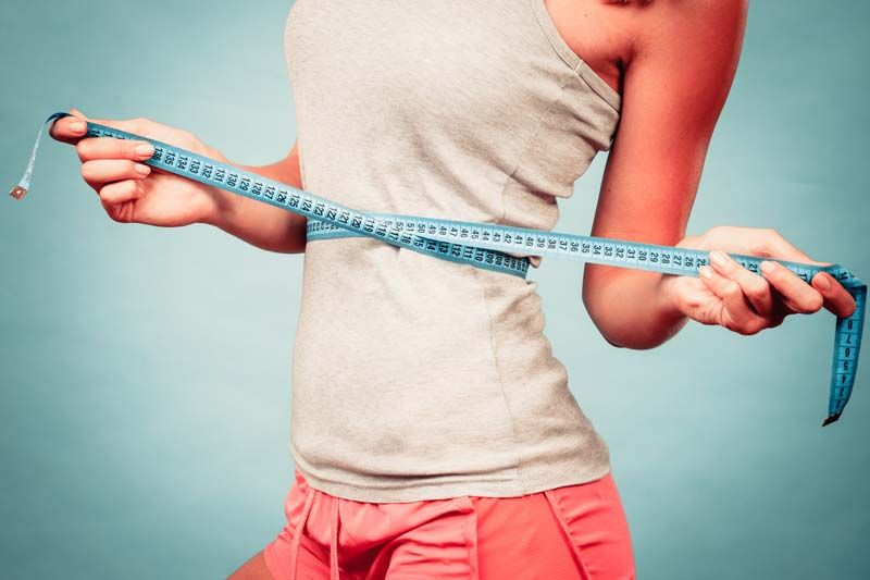 Will i lose weight when i have my implant removed
