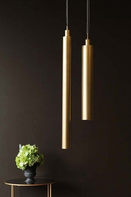 Antique brass cylinder pendant lamp available in 2 sizes ibiza antique brass cylinder pendant lamp available in 2 sizes aloadofball Choice Image