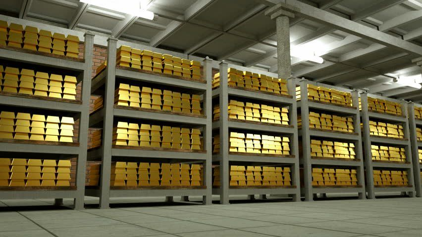 Bank Of England Vault London Gold Investments Gold Money Gold Coins