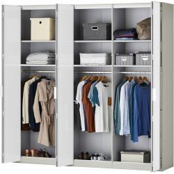 Photo of Reduced folding door wardrobes