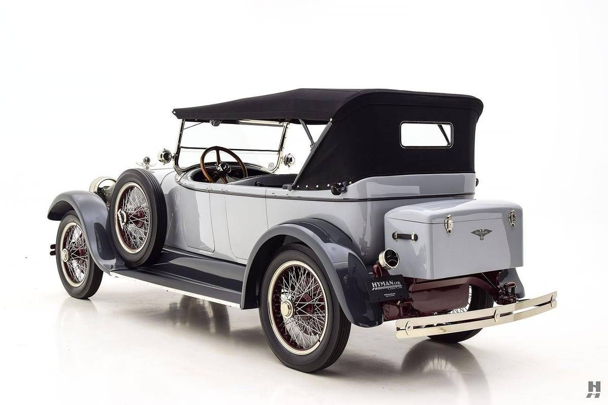 1922 Duesenberg A Phaeton Classic Cars For Sale Antique Cars