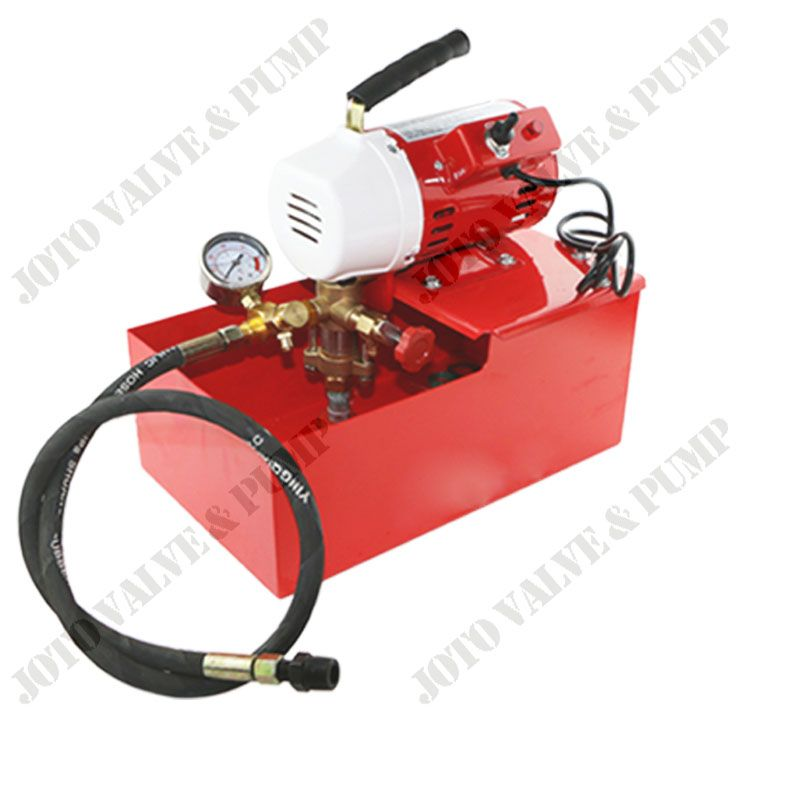 220v50hz Portable Electric Test Pump Pressure Test Pump Pipeline Test Press Pressure Pump Pressure Pump Plumbing Pumps