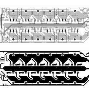 Mosfet Power Amplifier Design - Circuit Diagram Images
