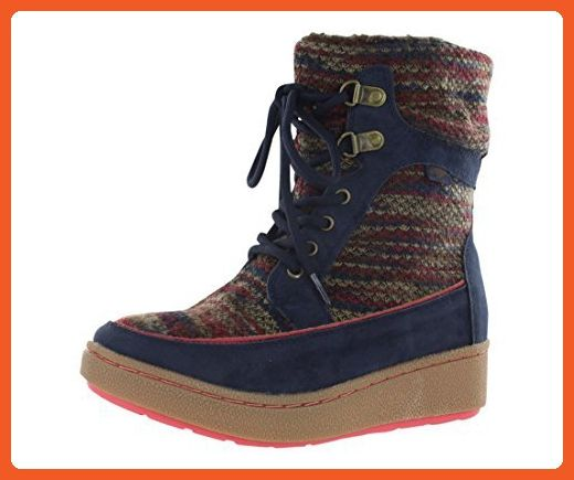 Womens Boots Rocket Dog Cray Tan Horizon Knit/Hush