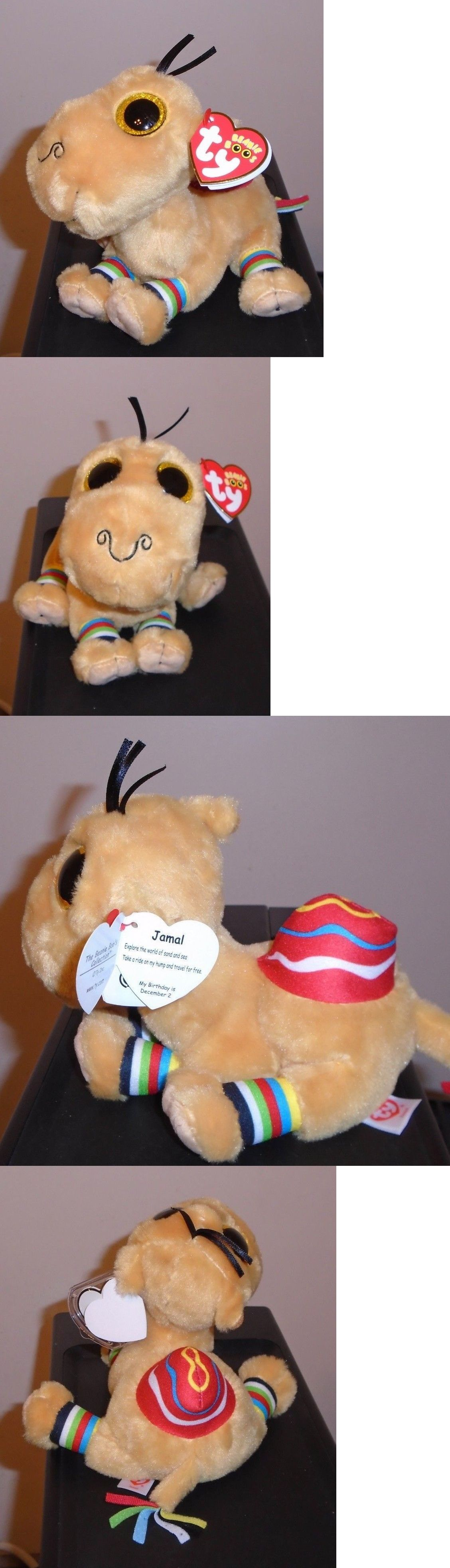 821134270f4 Ty 19203  Nm  Ty Beanie Boos - Jamal The Camel (6 Inch)(Uae Exclusive) New  Nmwmt -  BUY IT NOW ONLY   26.9 on  eBay  beanie  jamal  camel  nmwmt