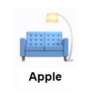 Couch And Lamp Emoji In 2020 Emoji Emoji Design Couch