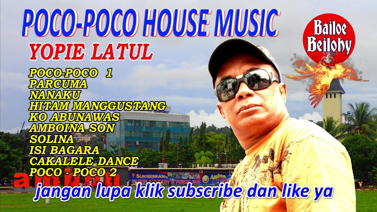 Poco Poco House Music Yopie Latul Baileo Beilohy Official Youtube Youtube Latest Video Live Video
