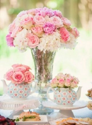 Bridal Shower Tea Party Ideas Hotref Party Gifts Bridal Decor